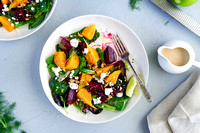 Beet Salad w/ Goat Cheese